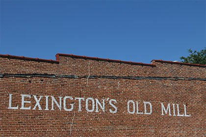 Lexington SC Old Mill